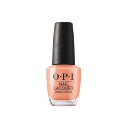 OPI Lacquer Coraling Your Spirit Animal