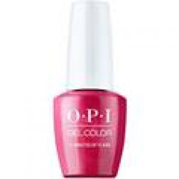 OPI GelColor Hollywood - 15 Minutes of Flame