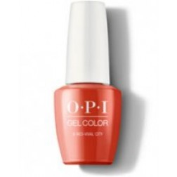 OPI GelColor A Red-vival City GCL22