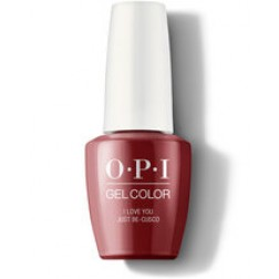 OPI GelColor I Love You Just Be-Cusco GCP39