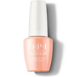 OPI GelColor Crawfishin' for a Compliment GCN58