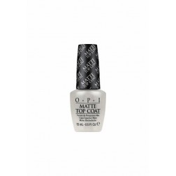 OPI Matte Top Coat 0.5 Oz