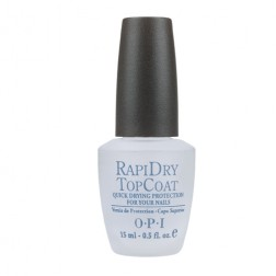 OPI RapiDry Top Coat 0.5 Oz