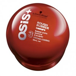 Schwarzkopf Osis Rough Rubber 1.69 Oz.