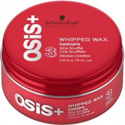 Schwarzkopf Osis Whipped Wax 2.53 Oz.