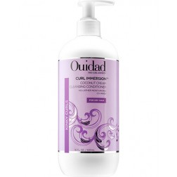 Ouidad Curl Immersion Coconut Cream Cleansing Conditioner 16 Oz