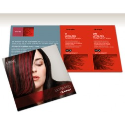 Lakme Teknia DUO SACHETS - SHAMPOO & TREATMENT Ultra Red