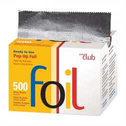 Product Club Pre-Cut Foil 500 Count