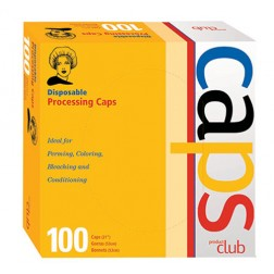 Product Club Plastic Processing Caps 100 Ct