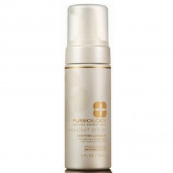 Pureology Highlight Stylist Bodifying Luminator Texturizing Shine-Foam 5 Oz