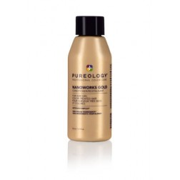 Pureology Nano Works Gold Condition 1.7 Oz