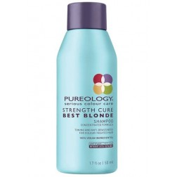 Pureology Strength Cure Best Blonde Shampoo 1.7 Oz