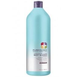 Pureology Strength Cure Best Blonde Shampoo 33.8 Oz