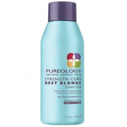 Pureology Strength Cure Best Blonde Condition 1.7 Oz