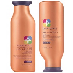 Pureology Curl Complete Shampoo And Condition Duo (8.5 Oz each)
