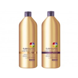 Pureology Nano Works Gold Shampoo And Condition Duo (33.8 Oz each)