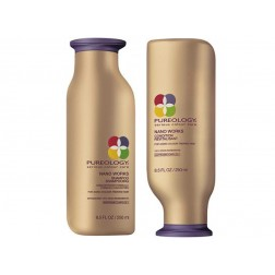 Pureology Nano Works Gold Shampoo And Condition Duo (6.8 Oz each)