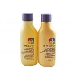 Pureology Precious Oil Shamp'oil And Softening Condition Duo (1.7 Oz each)