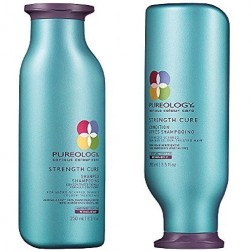 Pureology Strength Cure Shampoo And Conditioner Duo (8.5 Oz each)