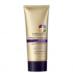 Pureology Perfect 4 Platinum Cool Blonde Enhancing Treatment 3.4 Oz