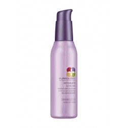 Pureology Hydrate Shine Max Weightless Flyaway Serum 4.2 Oz