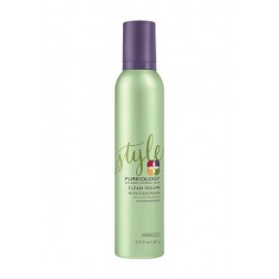 Pureology Clean Volume Weightless Mousse 8.5 Oz