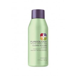 Pureology Clean Volume Shampoo 1.7 Oz