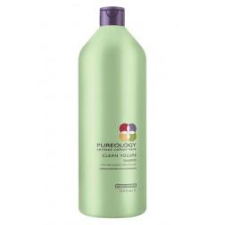 Pureology Clean Volume Shampoo 33.8 Oz