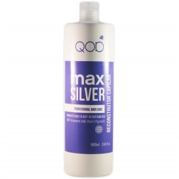 QOD Max Silver Keratin Smoothing Treatment 33.8 Oz