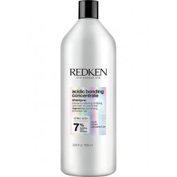 Redken Acidic Bonding Concentrate Sulfate Free Shampoo for Damaged Hair 33.8 Oz
