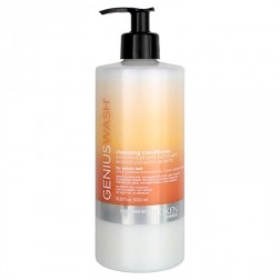 Redken Genius Wash Cleansing Conditioner for Unruly Hair 1.7 Oz