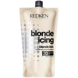 Redken Blonde Idol Conditioning Cream Developer 20-Volume 33.8 Oz