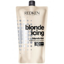 Redken Blonde Idol Conditioning Cream Developer 30-Volume 33.8 Oz
