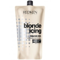 Redken Blonde Idol Conditioning Cream Developer 40-Volume 33.8 Oz