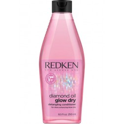 Redken Glow Dry Detangling Conditioner 8.5 Oz