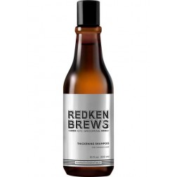 Redken Brews Thickening Shampoo for Thinning Hair 1.7 Oz