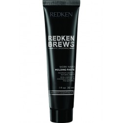 Redken Redken Brews Work Hard Molding Paste 1 Oz