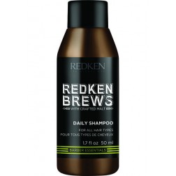 Redken Brews Daily Shampoo 1.7 Oz