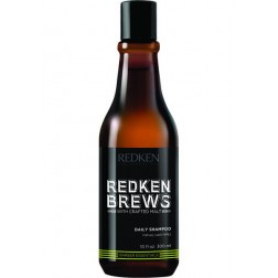 Redken Brews Daily Shampoo 10 Oz