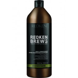 Redken Redken Brews Daily Conditioner 33.8 Oz