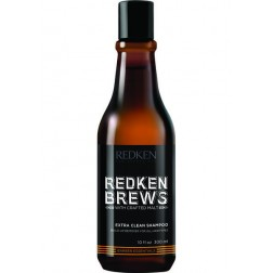 Redken Brews Extra Clean Shampoo 10 Oz