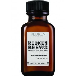 Redken Brews Beard & Skin Oil 1 Oz