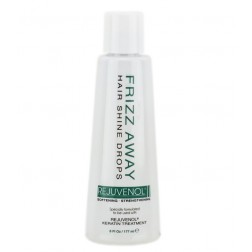 Rejuvenol Frizz Away Hair Shine Drops 6 Oz