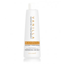 Rejuvenol Vanilla Brazilian Keratin Treatment 24 Oz