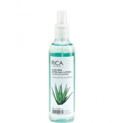 Rica Aloe Vera After Wax Lotion 8.4 Oz