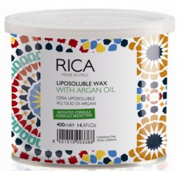 Rica Argan Oil Liposoluble Wax 14 Oz