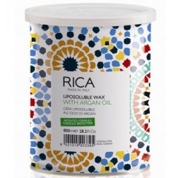 Rica Argan Oil Liposoluble Wax 28 Oz