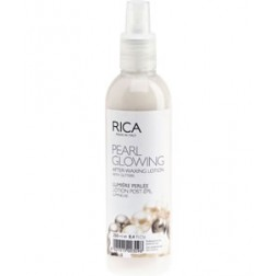 Rica Pearl Glowing After Wax Lotion 8.4 Oz