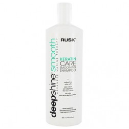 Rusk Keratin Care Smoothing Shampoo 12oz