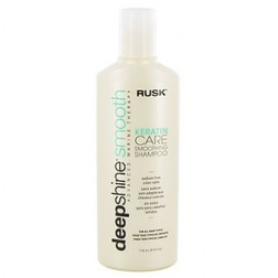 Rusk Keratin Care Smoothing Shampoo 4oz